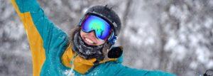Mt Hotham skier